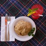 Whole Chicken Pastie with Raspberry Lemonade